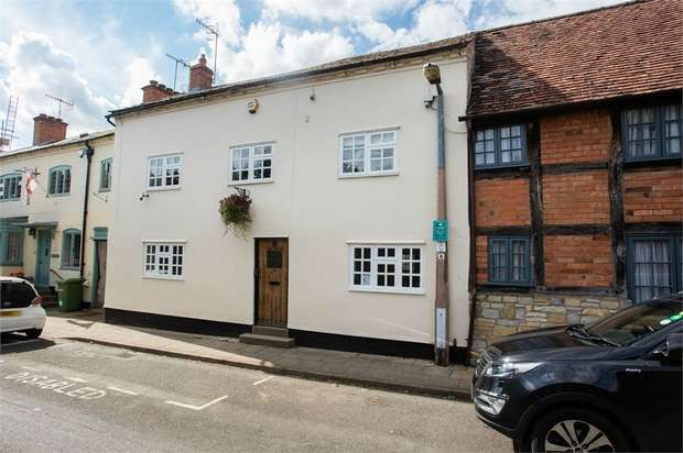 4 Bedrooms Terraced House for sale in High Street, Bidford-on-Avon, Alcester, Warwickshire