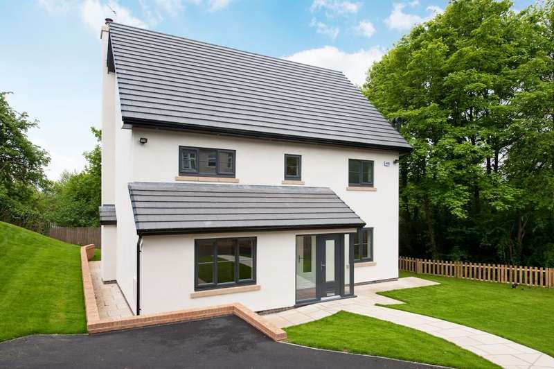 5 Bedrooms Detached House for sale in Shakerley Lane, Atherton, Manchester, Lancashire