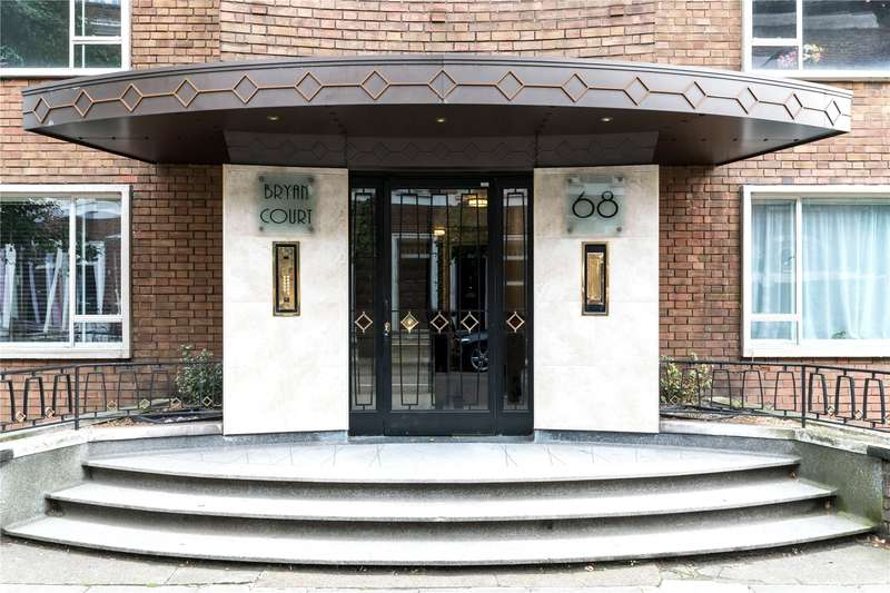 2 Bedrooms Flat for sale in Bryan Court, Seymour Place, London, W1H