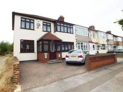 4 Bedrooms End Of Terrace House for sale in Hornchurch