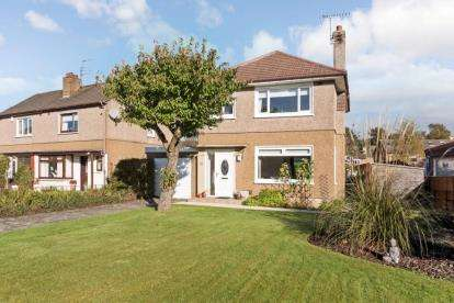 3 Bedrooms Detached House for sale in Spey Road, Bearsden