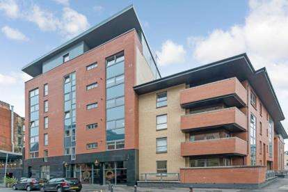 2 Bedrooms Flat for sale in Partick Bridge Street, Partick