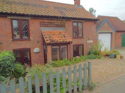 3 Bedrooms Detached House for sale in Great Witchingham, Norwich, Norfolk
