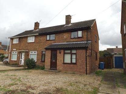 3 Bedrooms Semi Detached House for sale in Heartsease, Norwich, Norfolk