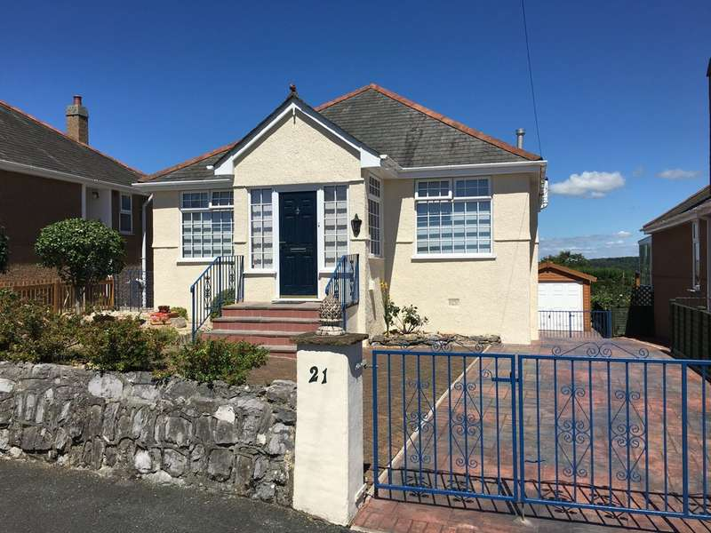 2 Bedrooms Detached Bungalow for sale in Elburton, Plymouth