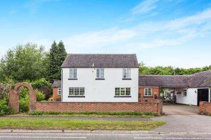 6 Bedrooms Detached House for sale in Derby Road, Etwall, Derby, Derbyshire