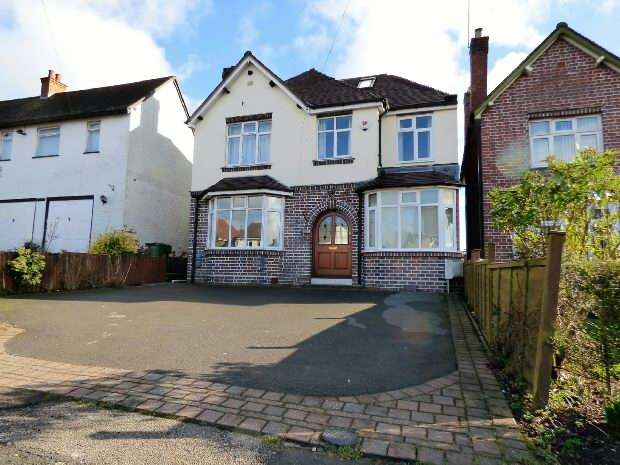 3 Bedrooms Detached House for sale in Old Birmingham Road, Lickey End, BROMSGROVE