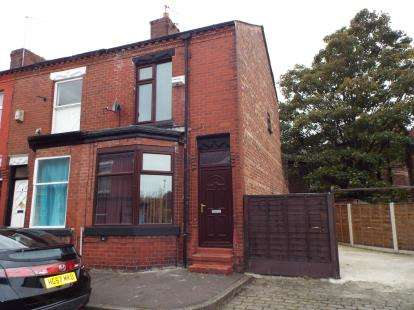 2 Bedrooms End Of Terrace House for sale in Newland Street, Manchester, Greater Manchester