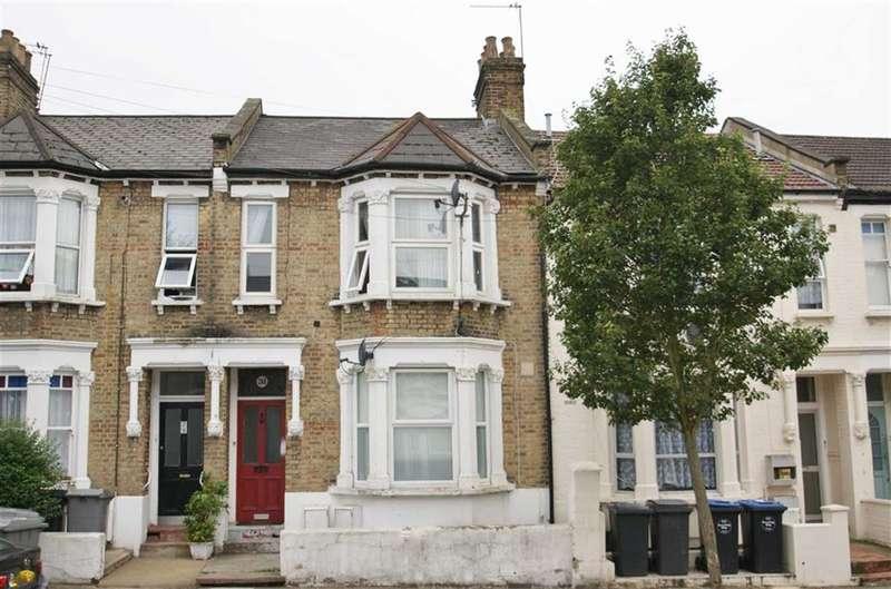 2 Bedrooms Maisonette Flat for sale in Burns Road, Harlesden