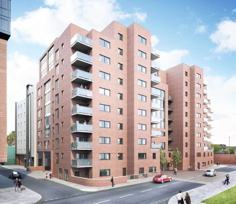 2 Bedrooms Flat for sale in Hurst Street, Liverpool
