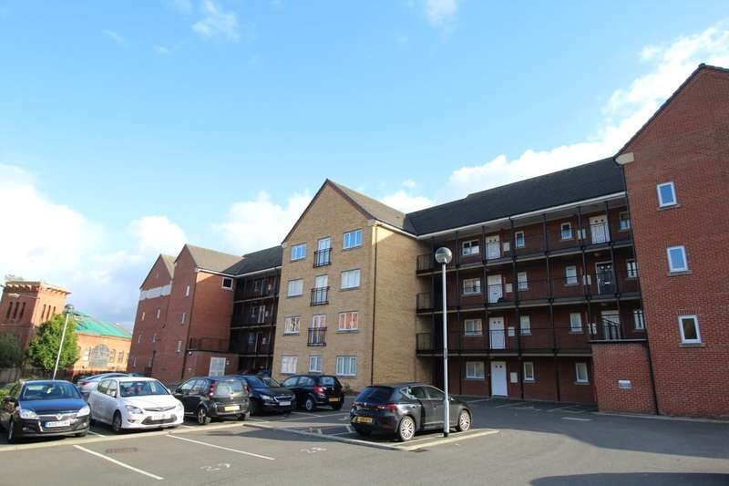 2 Bedrooms Flat for sale in Great Northern Point Great Northern Road, DERBY, DE1