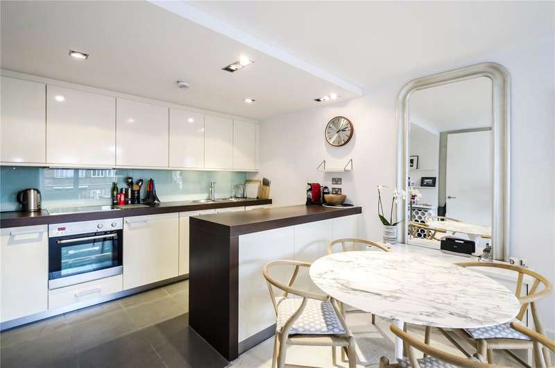 2 Bedrooms Flat for sale in Empire Square East, Empire Square, London, SE1