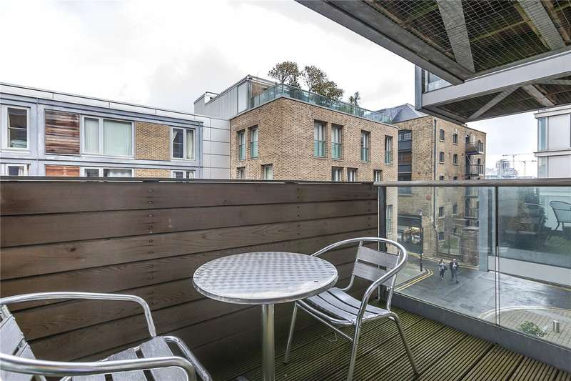 Flat for sale in Axis Court, 2 East Lane, London, SE16
