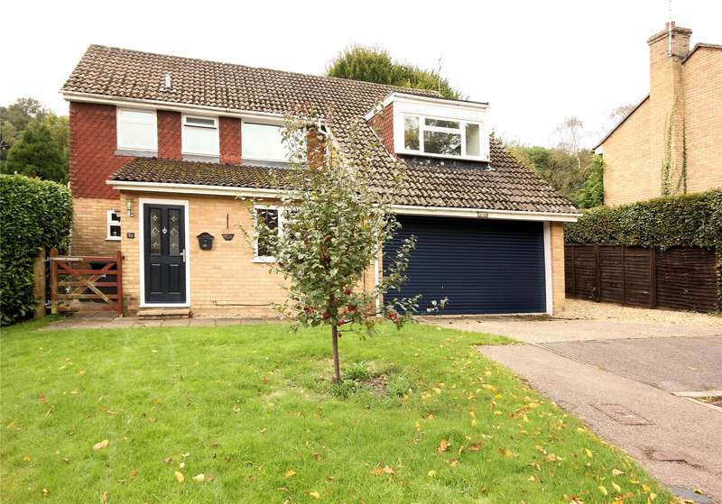 4 Bedrooms Detached House for sale in Saunders Copse, Mayford, Woking, Surrey, GU22