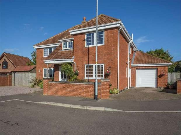 6 Bedrooms Detached House for sale in St Marys Close, Hogsthorpe, Skegness, Lincolnshire