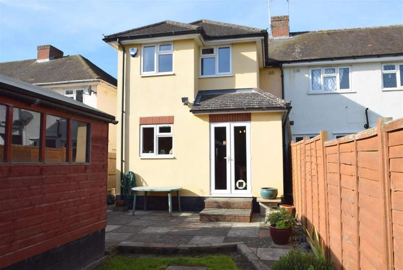 3 Bedrooms End Of Terrace House for sale in Orchardville, Burnham, SL1