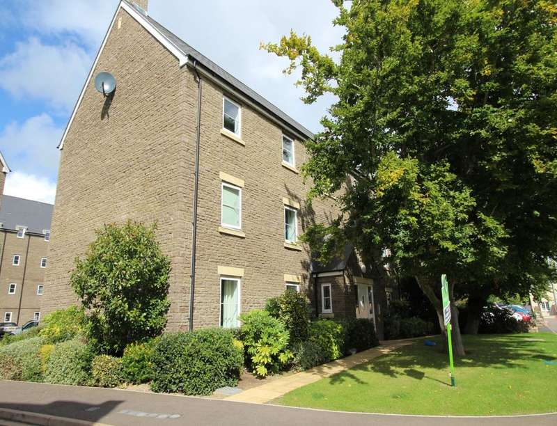 2 Bedrooms Flat for sale in Station Road, Taunton, TA2