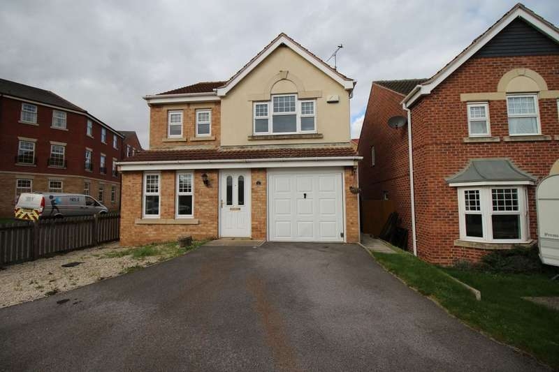 4 Bedrooms Detached House for sale in Cavalier Court, Balby, Doncaster, DN4