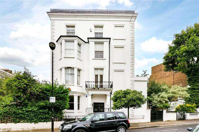 3 Bedrooms Ground Maisonette Flat for sale in Westbourne Gardens, London, W2