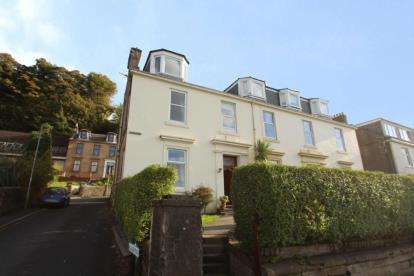 2 Bedrooms Flat for sale in Albert Road, Gourock