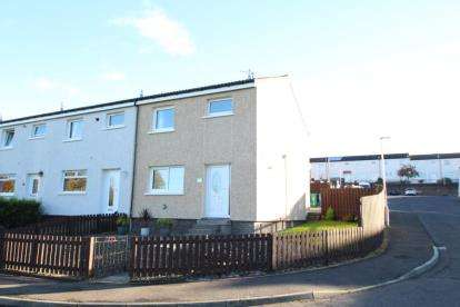 2 Bedrooms End Of Terrace House for sale in Redcraigs, Kirkcaldy