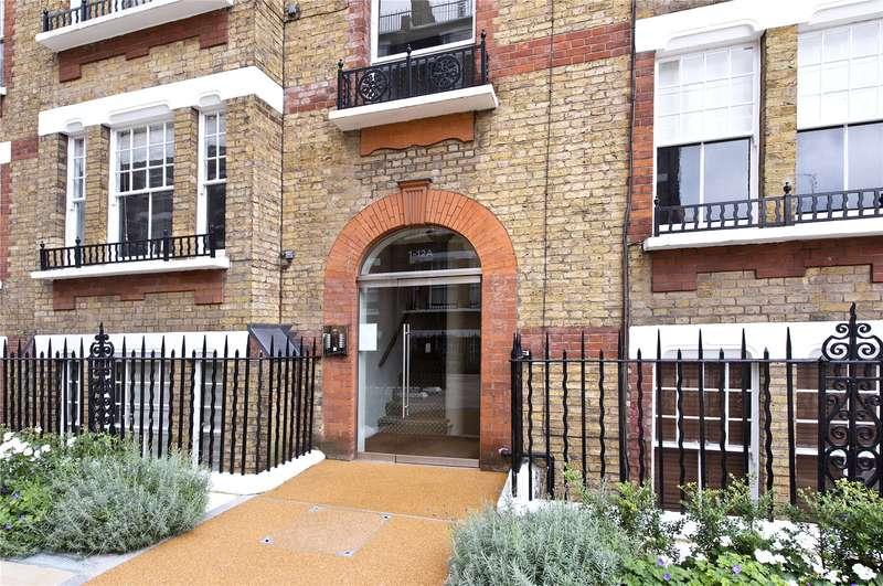 2 Bedrooms Flat for sale in Walton Street, SW3