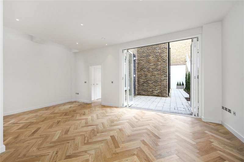 3 Bedrooms Flat for sale in Arlington Road, London, NW1