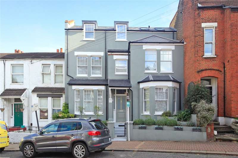 5 Bedrooms Terraced House for sale in Brayburne Avenue, London, SW4