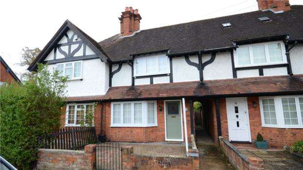 2 Bedrooms Terraced House for sale in Portlock Road, Maidenhead, Berkshire