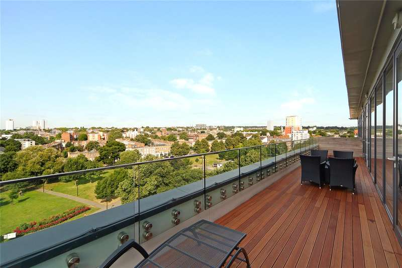 4 Bedrooms Flat for sale in Princes Park Apartments South, 52 Prince of Wales Road, NW5
