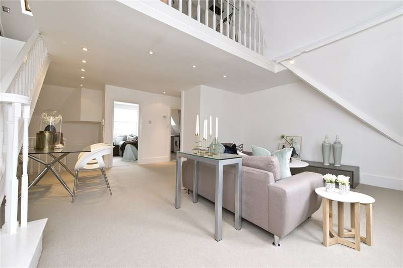 2 Bedrooms Flat for sale in Friars Stile Road, TW10