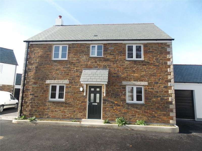 4 Bedrooms Detached House for sale in Marthus Jarn, Plain An Gwarry, Redruth