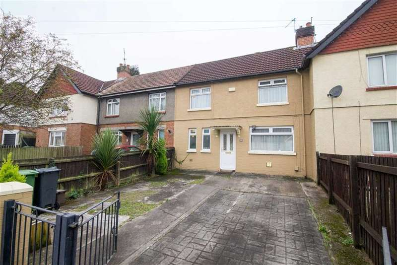2 Bedrooms Property for sale in Ty Coch Road, Ely, Cardiff