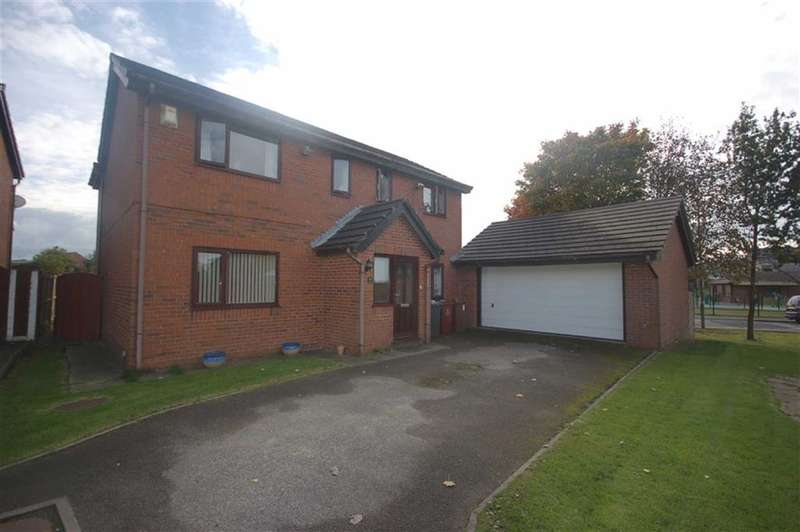 4 Bedrooms Property for sale in Meadowcroft, Lower Darwen