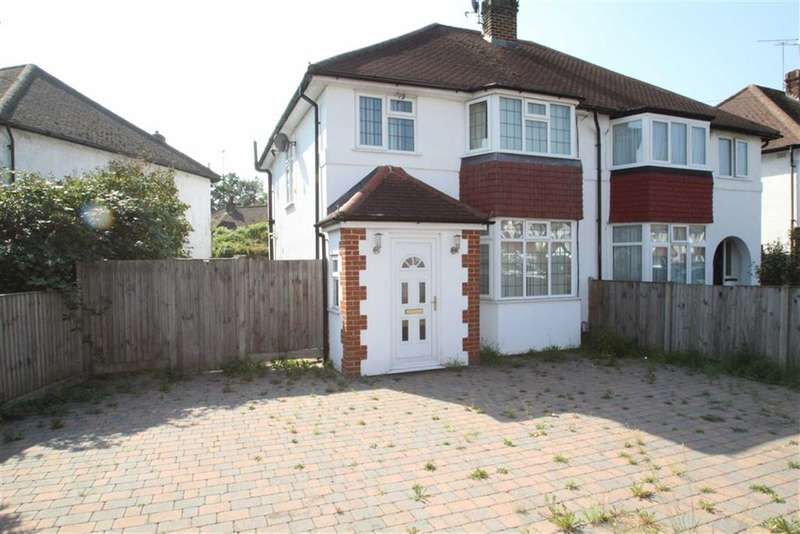 3 Bedrooms Property for sale in Lawn Close, Ruislip, Middx