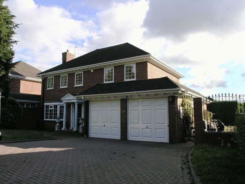4 Bedrooms Detached House for sale in Catholic Lane, Sedgley