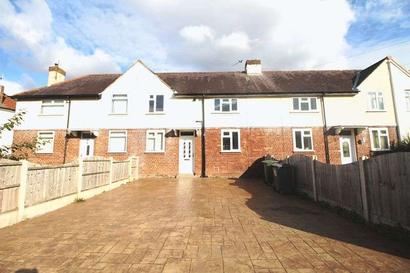 3 Bedrooms Terraced House for sale in Valley Road, Bromborough