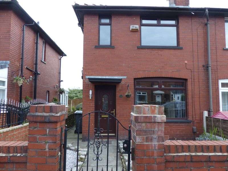 2 Bedrooms Terraced House for sale in Glebe Street, Shaw