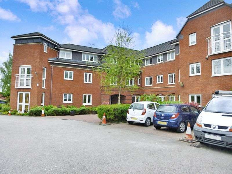 1 Bedroom Retirement Property for sale in Mallard Court, Chester, CH2 1JN