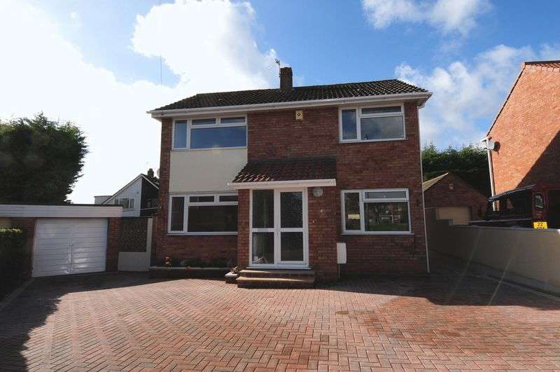 3 Bedrooms Detached House for sale in Cantell Grove, Stockwood, Bristol, BS14