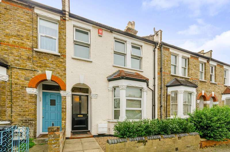 4 Bedrooms House for sale in Granville Road, Bowes Park, N13
