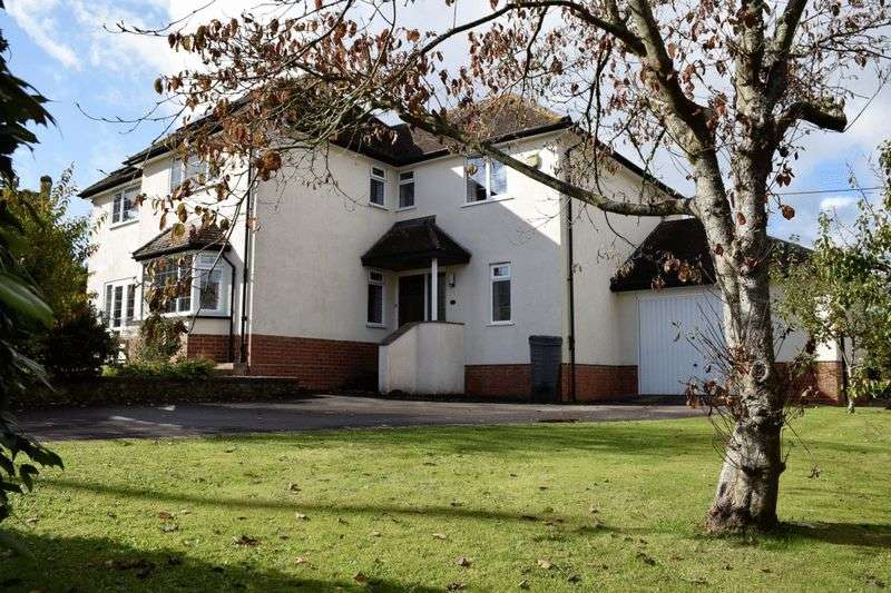 4 Bedrooms Detached House for sale in 4 GREENS CROSS DRIVE, BEAMINSTER