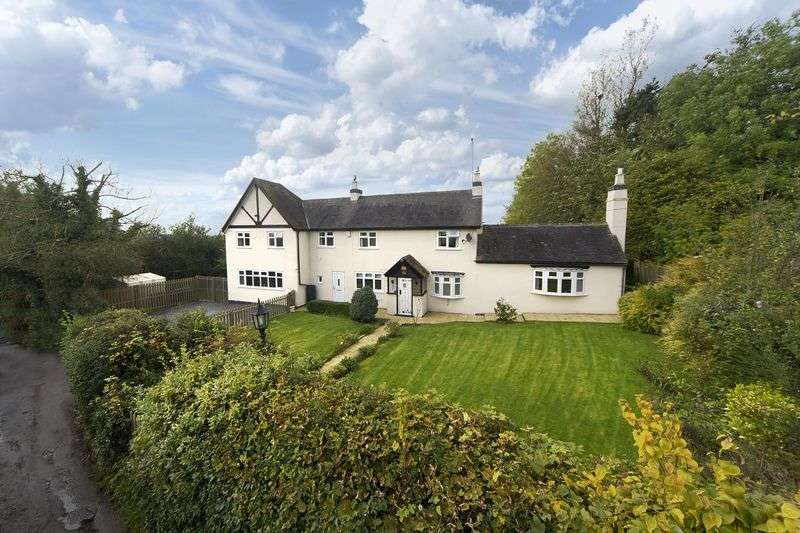 3 Bedrooms Cottage House for sale in Chamberlains Lane, Penn, Wolverhampton