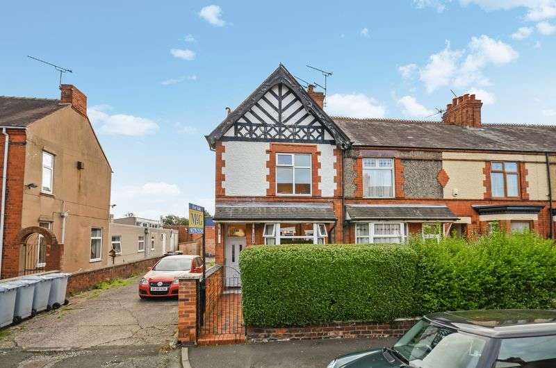3 Bedrooms Terraced House for sale in 147 Richmond Road, Crewe, CW1 4AX