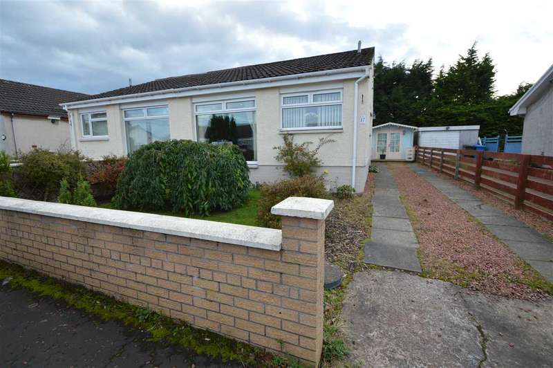 2 Bedrooms Bungalow for sale in Strath Elgin, Law