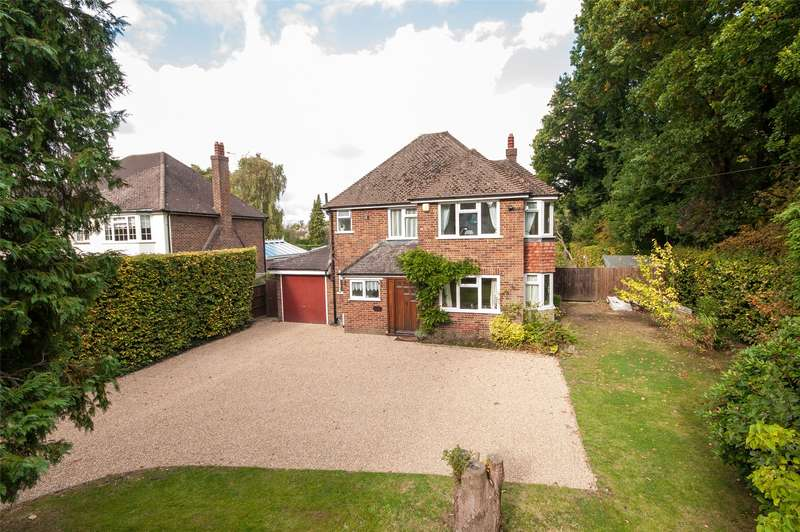 4 Bedrooms Detached House for sale in Limes Avenue, Horley, RH6