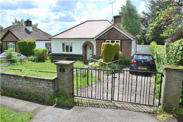 2 Bedrooms Detached Bungalow for sale in Park Hill Road, Otford, SEVENOAKS, Kent, TN14 5QH