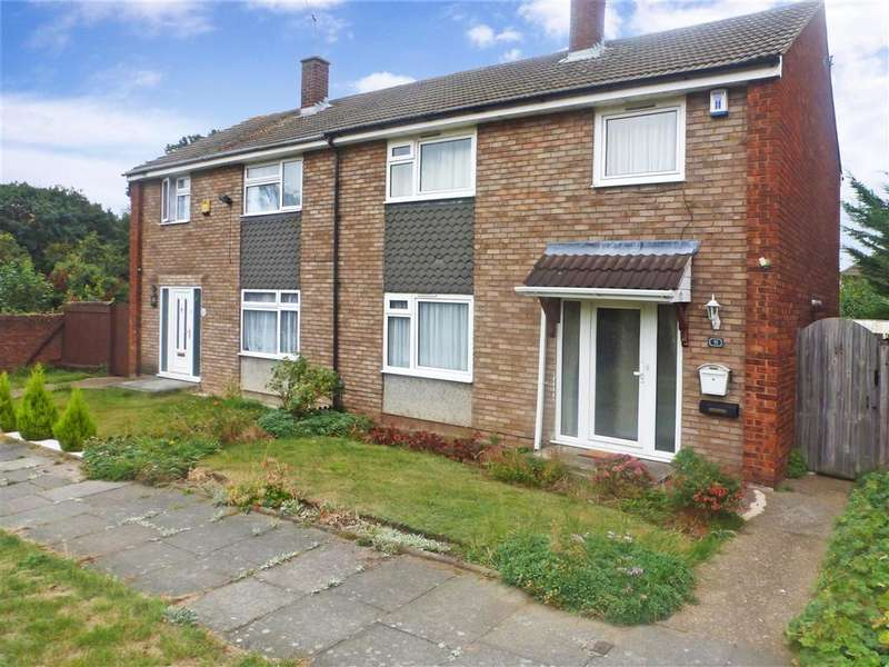 3 Bedrooms Semi Detached House for sale in Court Avenue, Belvedere, Kent