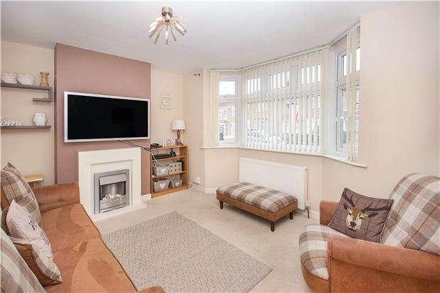 3 Bedrooms End Of Terrace House for sale in Jubilee Crescent, Mangotsfield, BRISTOL, BS16 9AZ