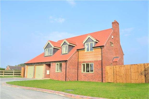 5 Bedrooms Detached House for sale in 1 The Pippins, Hillend, Twyning, TEWKESBURY, Gloucestershire, GL20 6DW